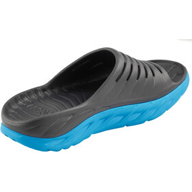 Hoka One One Ora Recovery Slide 2 Slippers Men brown/blue